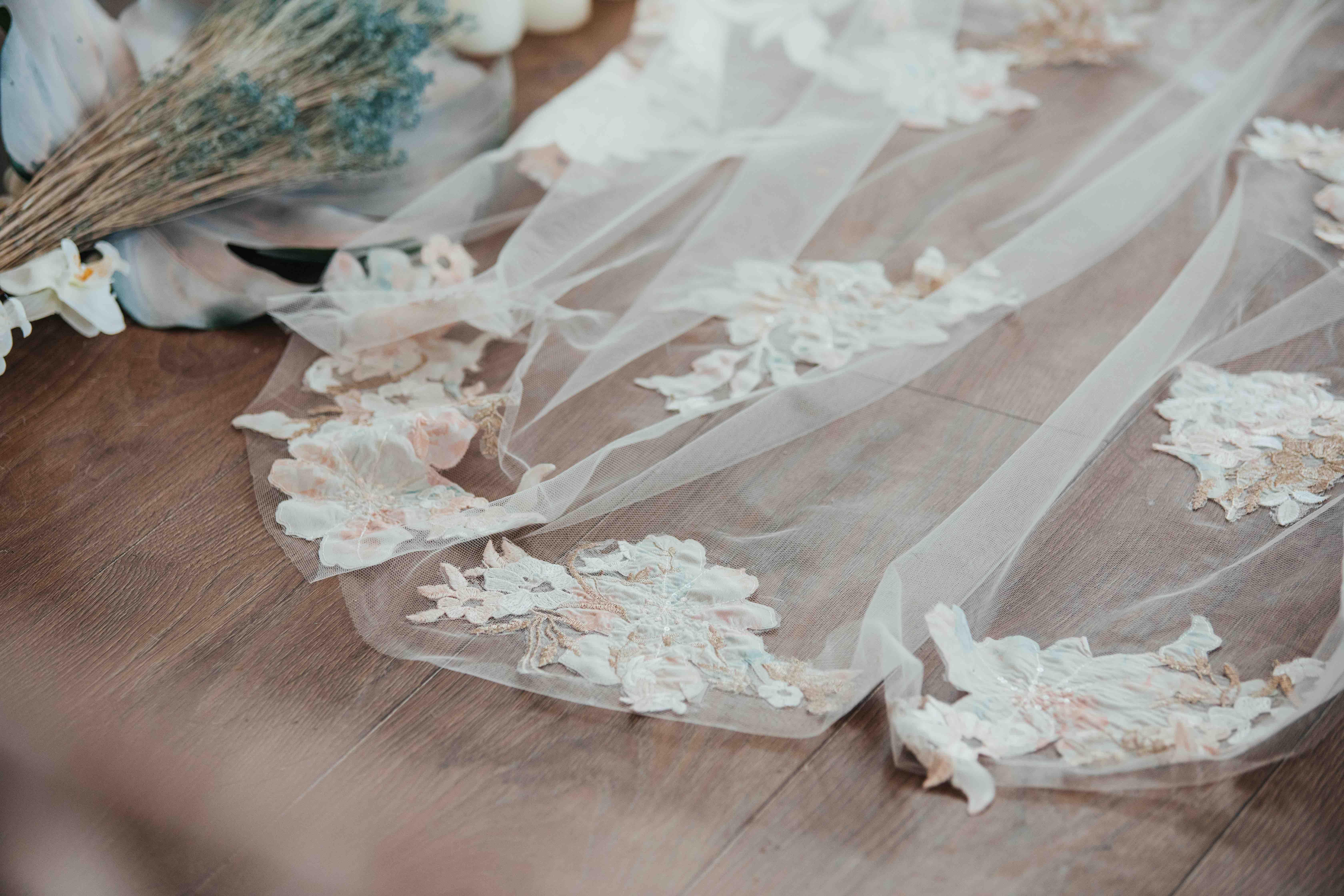 bespoke dresses - bridal styling